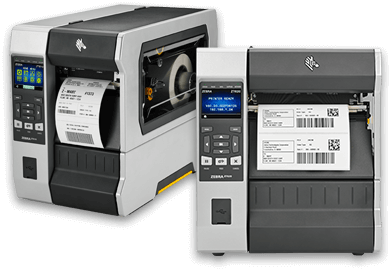 NordSystems | Marking systems | Zebra LABEL PRINTERS
